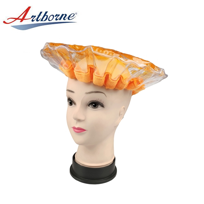 Artborne cordless heating cap for hair conditioning for business for home-1