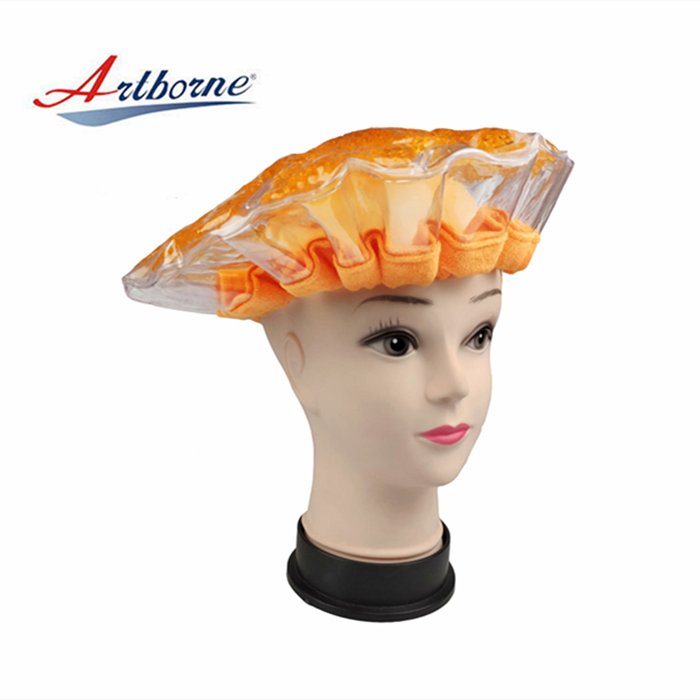 Artborne cordless heating cap for hair conditioning for business for home-2
