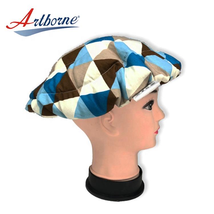 Artborne heat conditioning caps heat treatment manufacturers for lady-1
