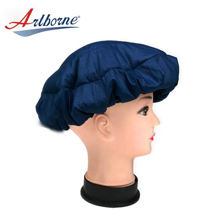 Artborne best cordless conditioning heat cap factory for women-1