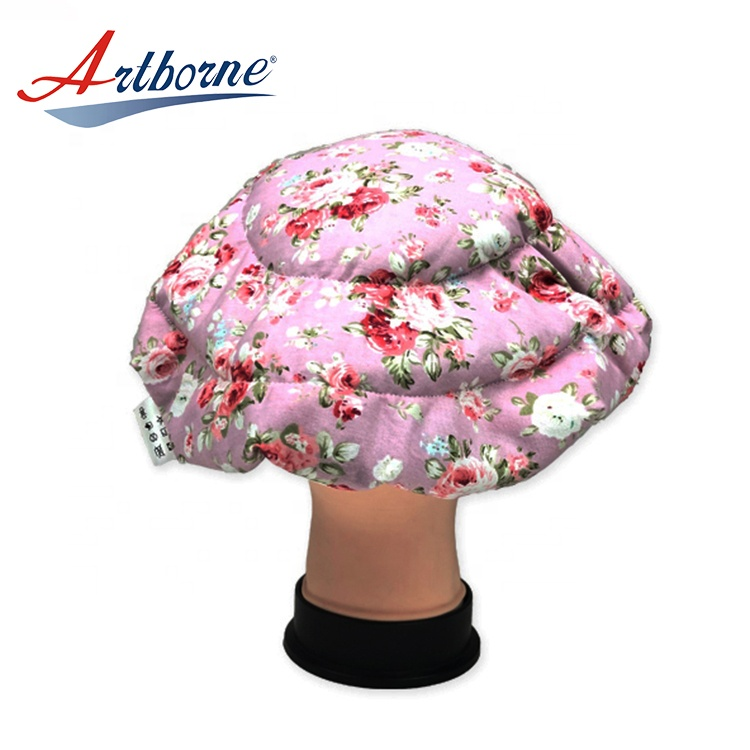 Artborne drying thermal hot head deep conditioning cap company for shower-1