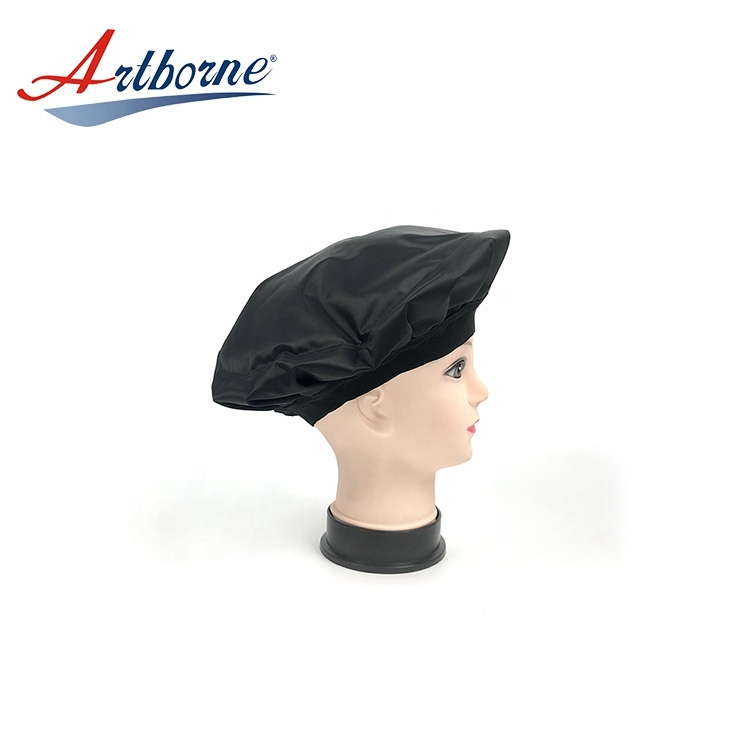 latest washable shower cap steaming manufacturers for hair-1