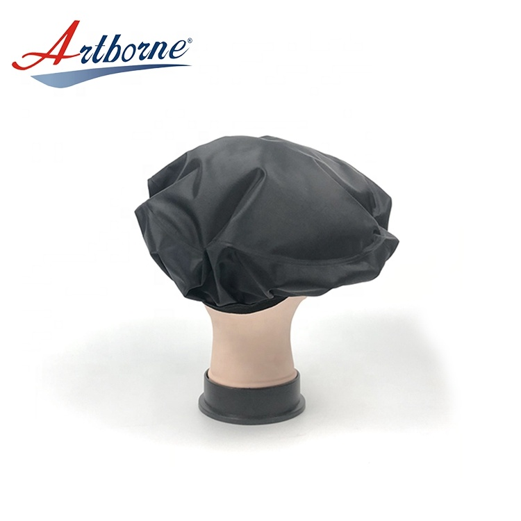 latest washable shower cap steaming manufacturers for hair-2