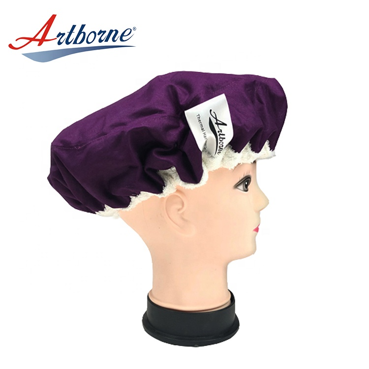 Artborne top thermal conditioning heat cap factory for lady-1