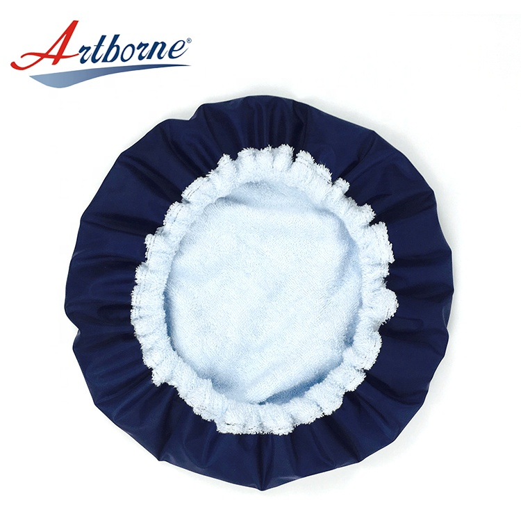 Artborne conditioning heated gel cap factory for shower-2