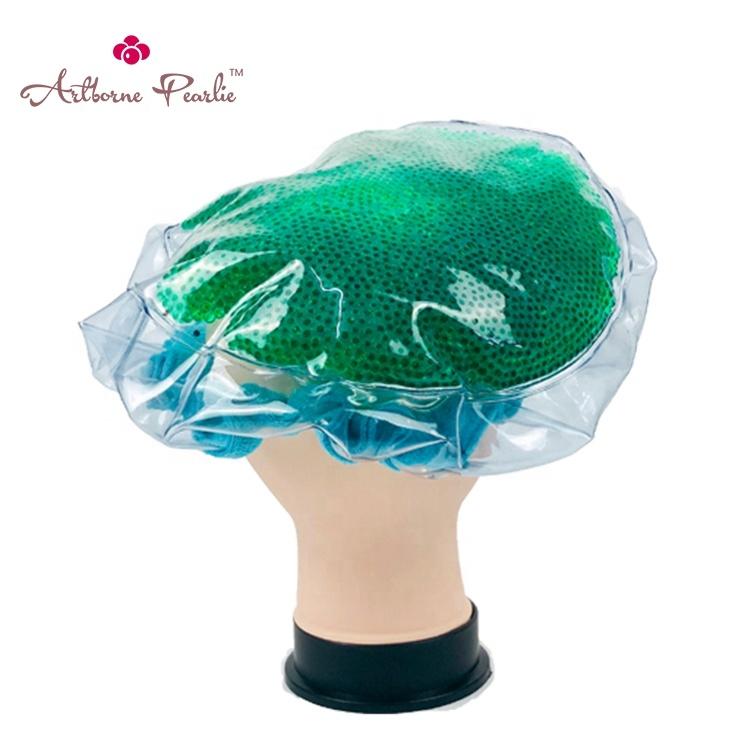 Artborne steam hot head deep conditioning cap company for women-1