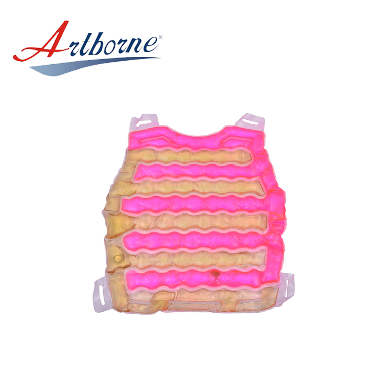 Occupational therapy equipment body comfort heat pack Click heat cold pack for body massager ice gel cooling vest