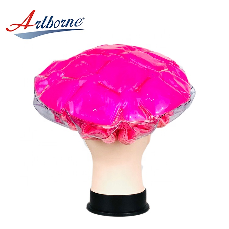 Artborne New thermal hair cap suppliers for lady-2