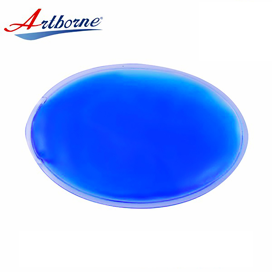 wholesale blue gel ice packs gift company for pain-1