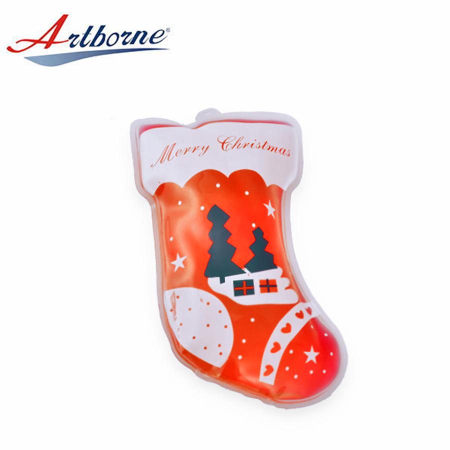 Reusable magic wonderful comfort portable Gel heat heating Christmas gift sock pack pad hand warmer handwarmer hcp25