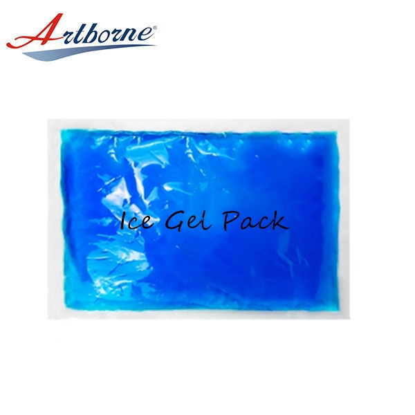 latest blue gel pack shaped for business for muscle strain-1