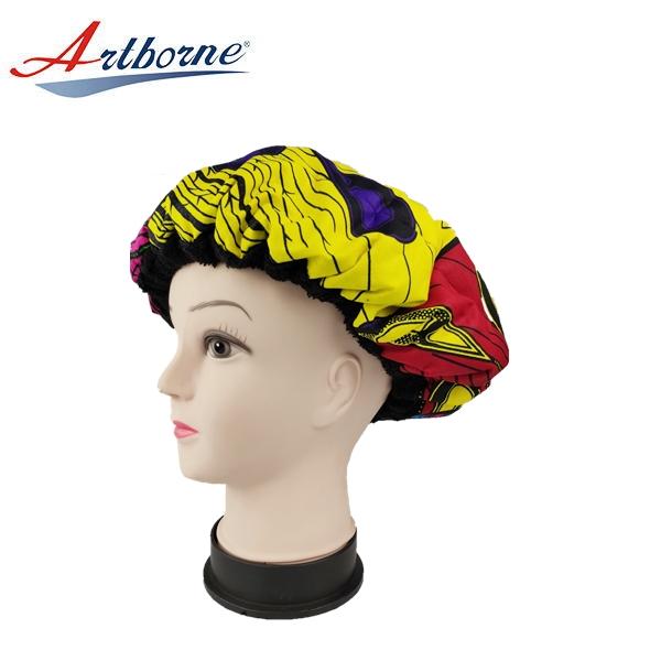 Artborne latest deep conditioning heat cap supply for shower-1