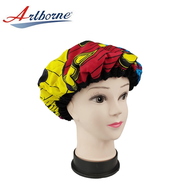 top hair cap for sleeping cordless for business for women-2