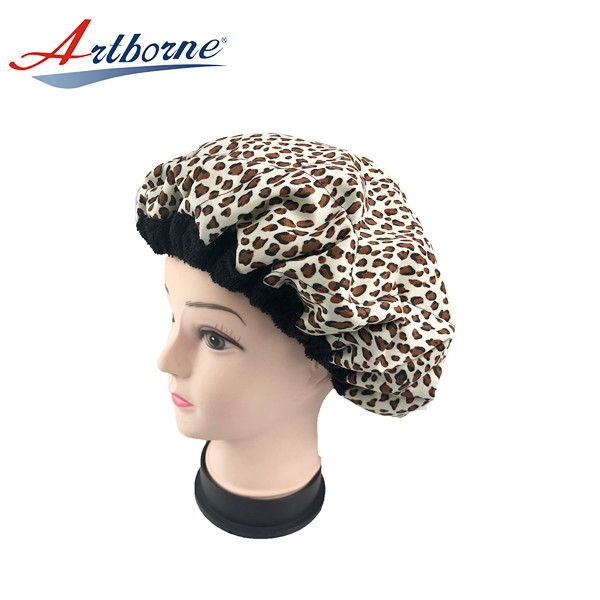 Artborne mask flaxseed hair cap supply for lady-2