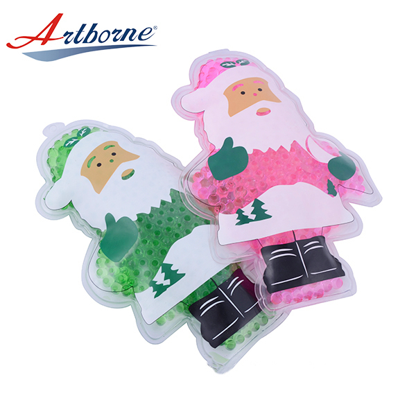 Hot Cold Pack Wholesale Cheap Promotion Gel Bead Hand warmer Bulk Christmas Gift