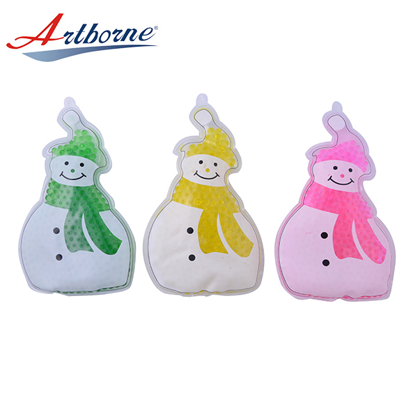 Merry Christmas Instant Pocket Hand Warmers and Decorations Heat Cold Pack Wholesale PVC Pocket Hand Warmer Reusable Hand Warmer