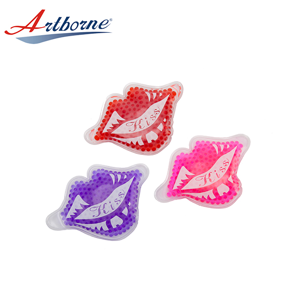 Artborne custom small reusable ice packs company for face-1