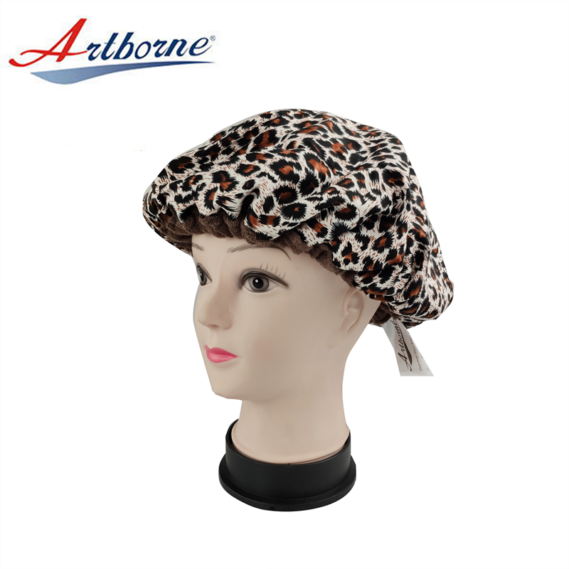 Artborne curly hair bonnet for sleeping manufacturers for lady-1