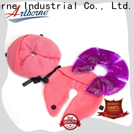 Artborne nursing soothing gel breast pads for business for breast pain