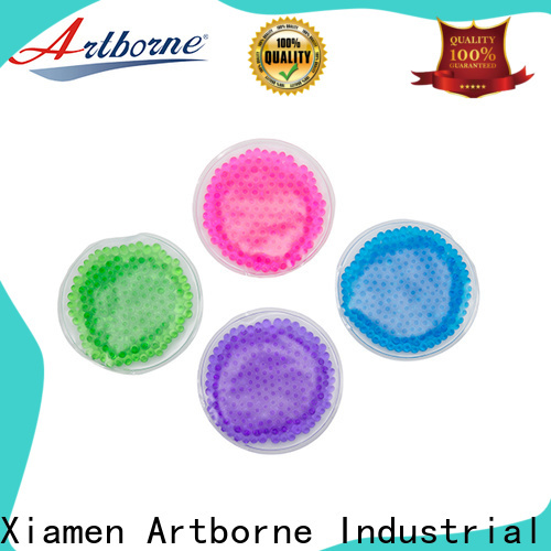 Artborne custom hot or cold breast therapy manufacturers for breast pain