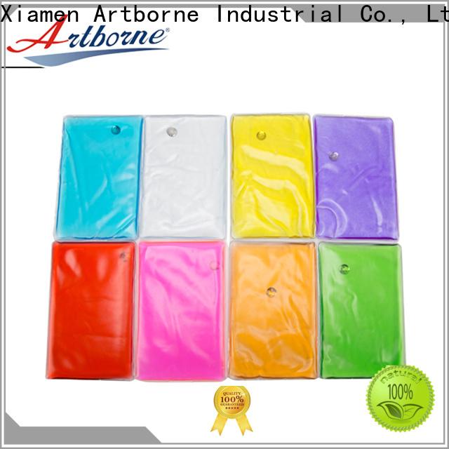 Artborne equipment reusable heat pads factory for back