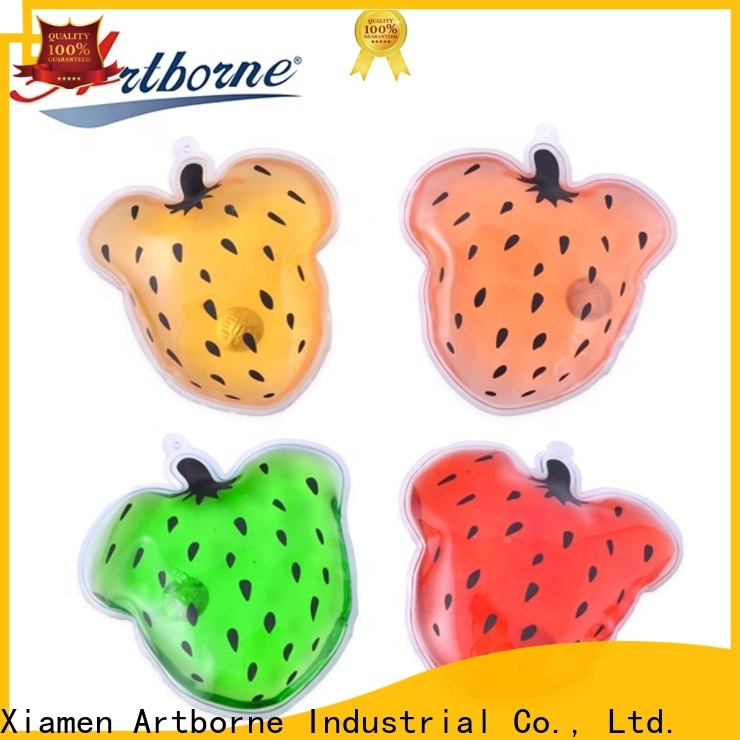 Artborne lips instant heat pad manufacturers for back