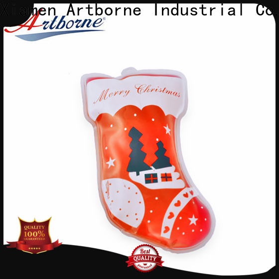 Artborne refrigeration gel ice pad suppliers for injuries
