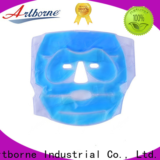 Artborne hcp25 gel ice pack for back company for face