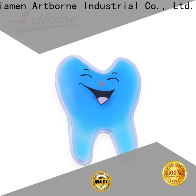 Artborne best dry ice gel packs factory for pain
