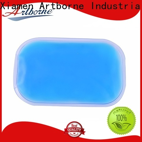Artborne custom reusable ice packs for injuries manufacturers for shoulder pain