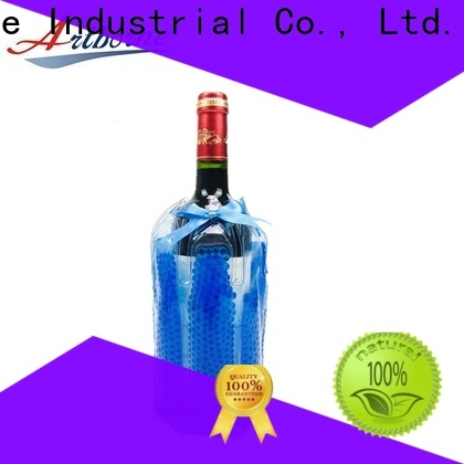 New ice bag for wine bottle stainless suppliers for wine bottle