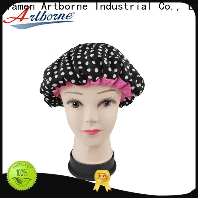 Artborne deep shower cap for women supply for hair