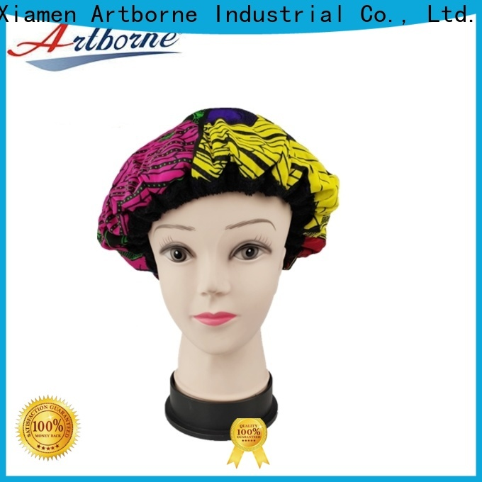 New satin cap women factory for women