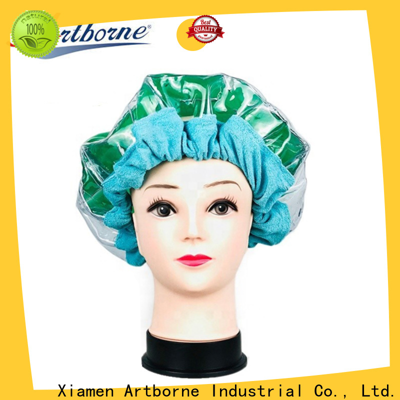 top treatment hair cap mask for business for lady