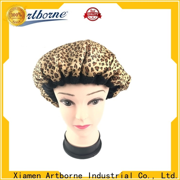 Artborne thermal hot head thermal hair cap for business for home