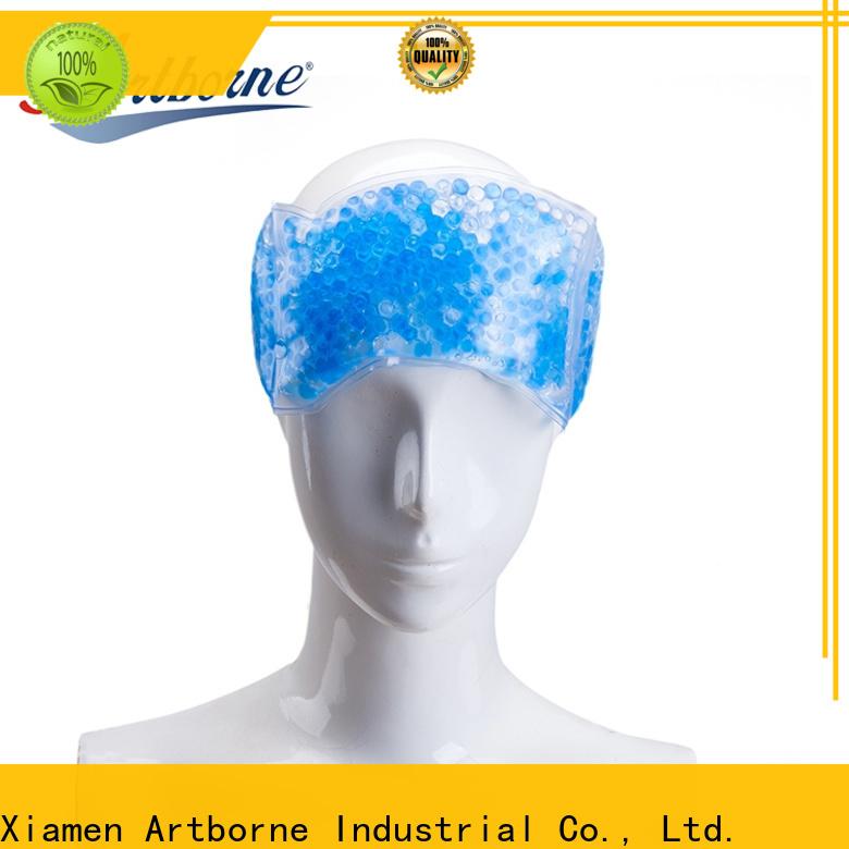Artborne massage gel heating pad company for kids