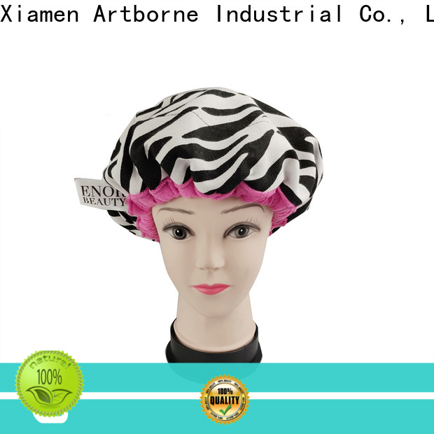 Artborne wholesale thermal hot head deep conditioning cap factory for home