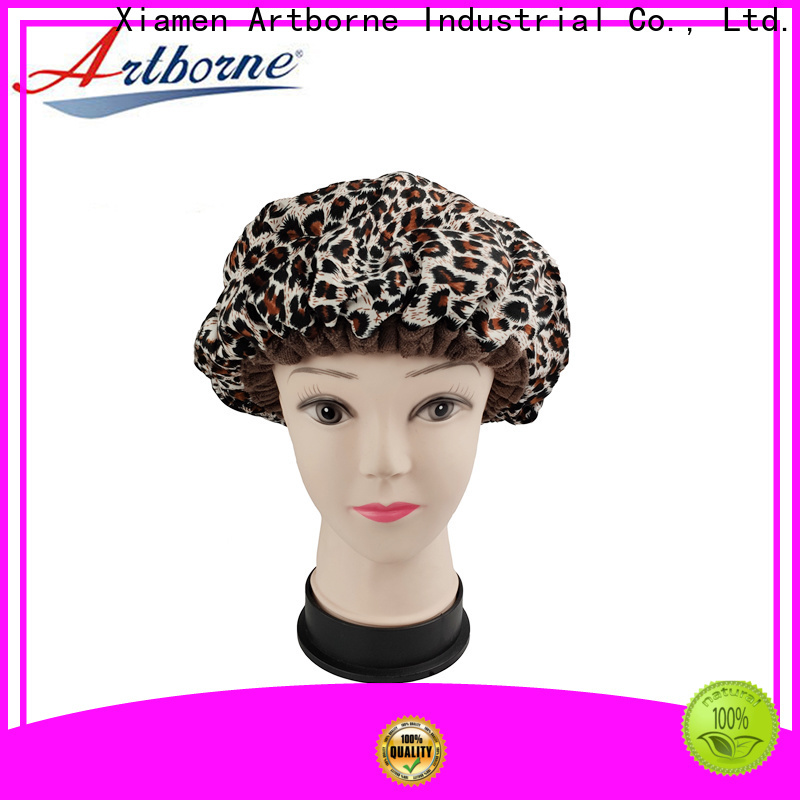 Artborne conditioning hair cap for sleeping manufacturers for hair