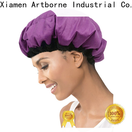 high-quality microwavable heat cap natural suppliers for hair