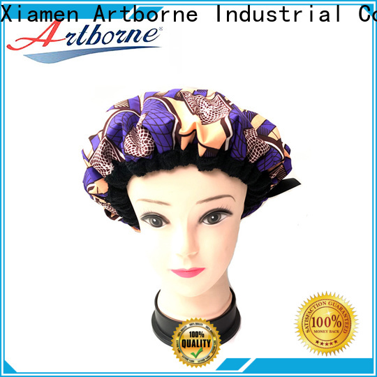 high-quality microwavable heat cap hcf010 for business for women