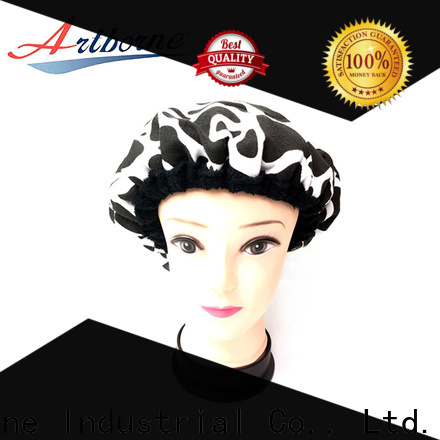 wholesale microwavable heat cap thermal suppliers for hair