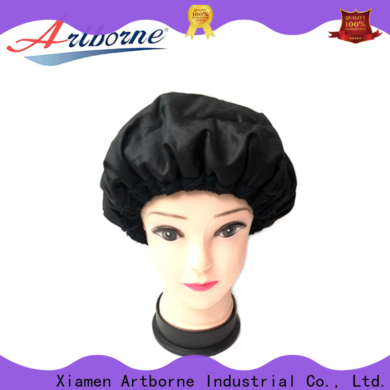 Artborne microwavable deep conditioning cap suppliers for home