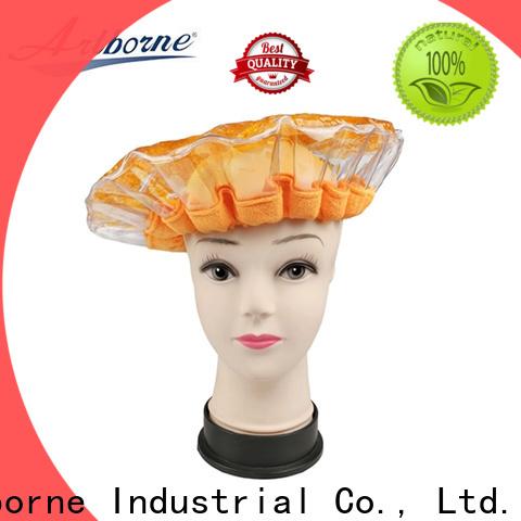 high-quality gel bead hair cap steam supply for home