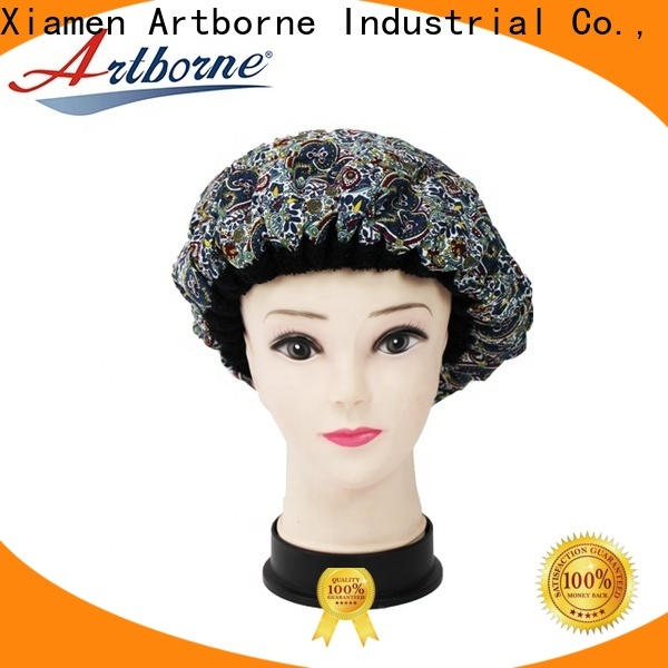Artborne custom deep conditioning heat cap suppliers for hair