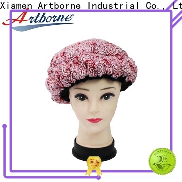 Artborne heat conditioning caps heat treatment factory for hair