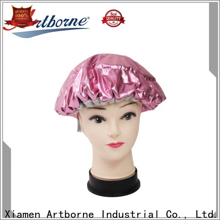 Artborne best conditioning caps heat treatment factory for women