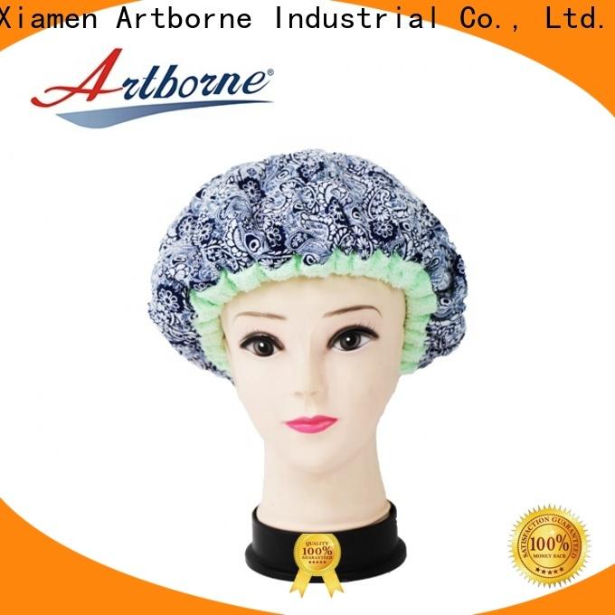 Artborne high-quality waterproof hair cap suppliers for hair