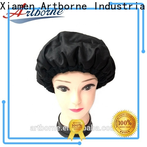 New shower cap for women women manufacturers for hair