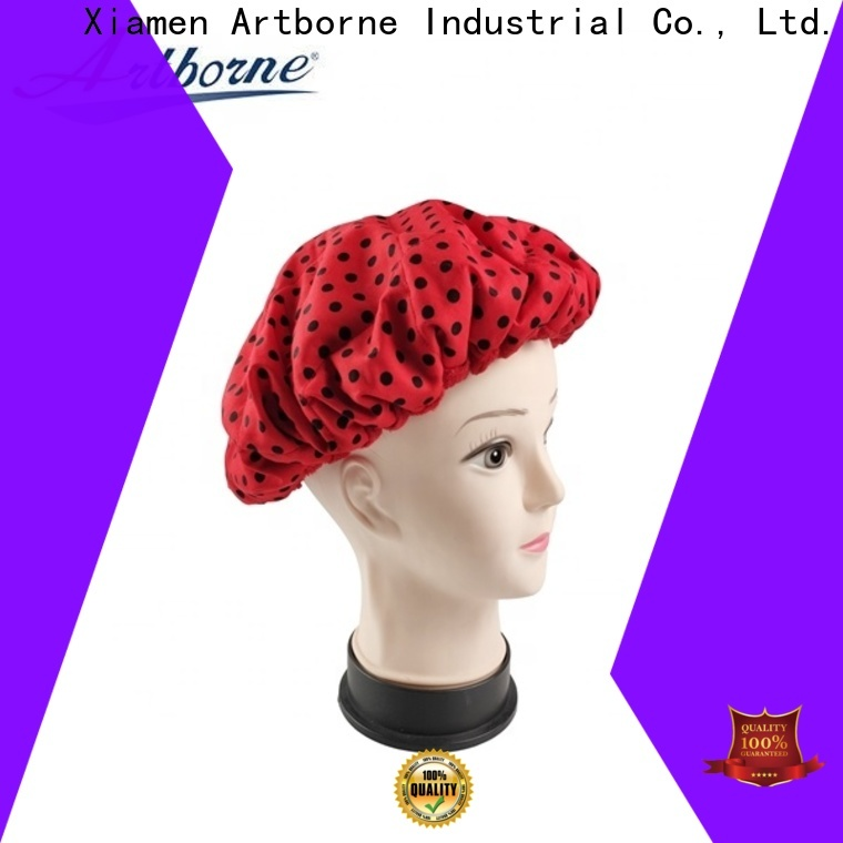 Artborne New hair bonnet factory for women