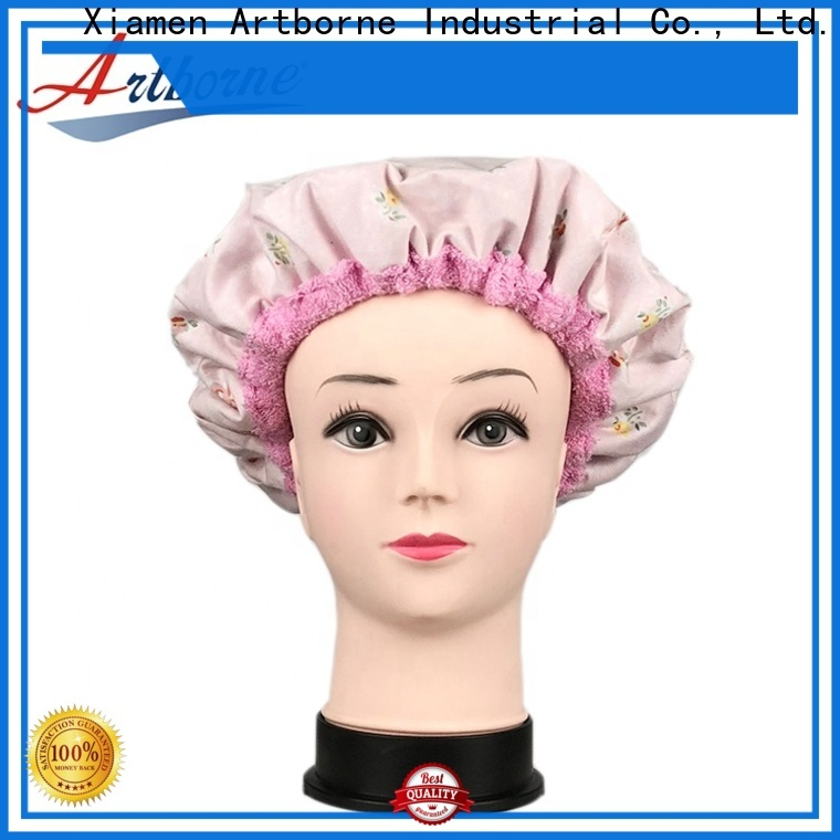 Artborne treatment shower cap for women suppliers for women